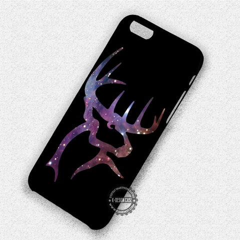 Nebula Deer Head - iPhone 7 6 Plus 5c 5s SE Cases & Covers