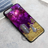 Nebula Girl Tardis Doctor Who - iPhone 8+ Case