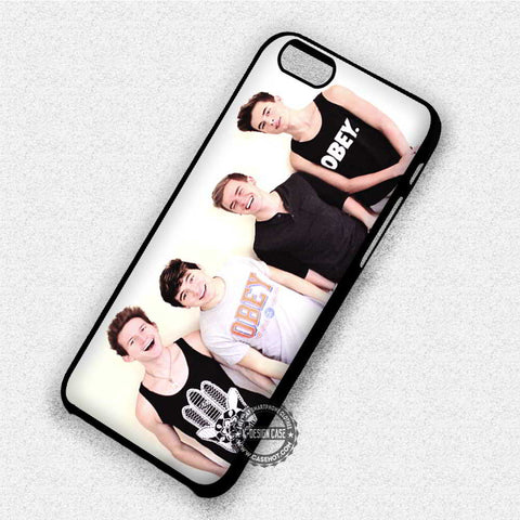 Caylen Ricky Dillon - iPhone X 8+ 7 6s SE Cases & Covers