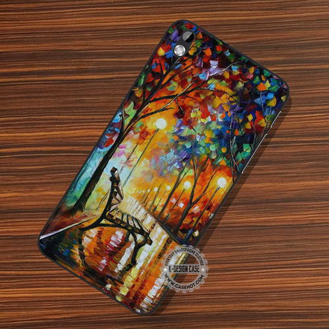 Oil Painting Rainy - LG Nexus Sony HTC Phone Cases and Covers