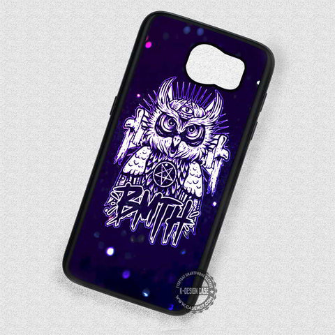 Owl Art Bring Me the Horizon Music  - Samsung Galaxy S7 S6 S5 Note 4 Cases & Covers