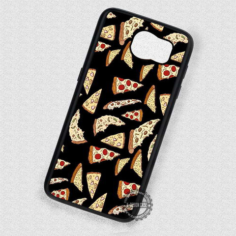 Pizza Slice Pattern - Samsung Galaxy S7 S6 S5 Note 7 Cases & Covers