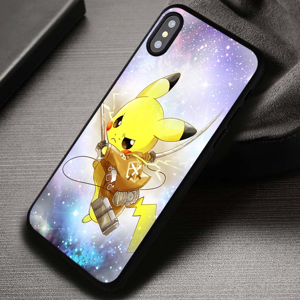Pokemon Pikachy Phone Cases Covers