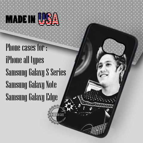 Playing Guitar Cute - Samsung Galaxy S7 S6 S5 Note 5 Cases & Covers