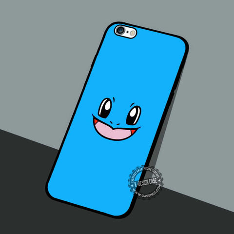 Squirtle Character Pokemon - iPhone 7 6 5 SE Cases & Covers