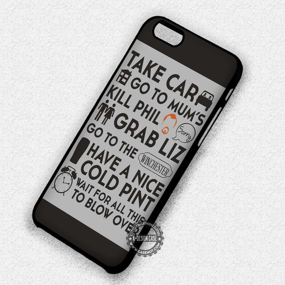detailed look 78b7e 1b303 Quote Winchester Supernatural - iPhone 7 6 5 SE Cases & Covers