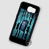 Quotes Nebula Tardis Doctor Who - Samsung Galaxy S7 S6 S5 Note 4 Cases & Covers