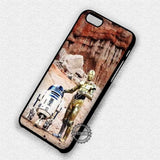 Star Wars Stormtrooper - iPhone X 8+ 7 6s SE Cases & Covers