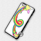 Adventure Time Lady Rainicorn - iPhone 7 6 Plus 5c 5s SE Cases & Covers - samsungiphonecases