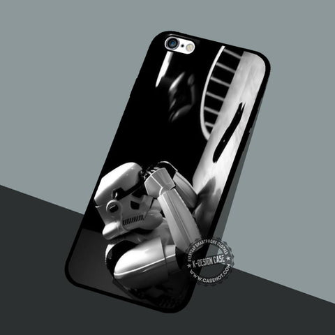 Regrets Stormtooper - iPhone 7 6 5 SE Cases & Covers