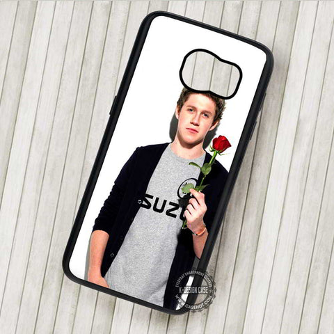 Rose from Niall Horan One Direction - Samsung Galaxy S7 S6 S5 Note 7 Cases & Covers