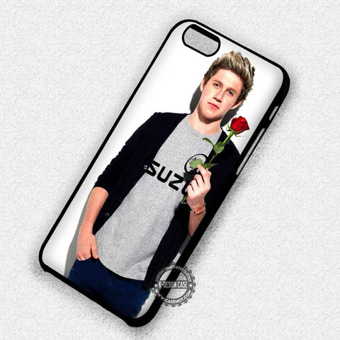 Rose from Niall Horan One Direction - iPhone 7 6 Plus 5c 5s SE Cases & Covers