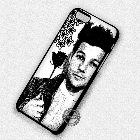 Rose Louis Tomlinson One Direction - iPhone 7 6 Plus 5c 5s SE Cases & Covers