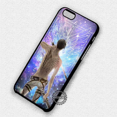 Sexy Levi and Tattoo - iPhone 7 6 Plus 5c 5s SE Cases & Covers