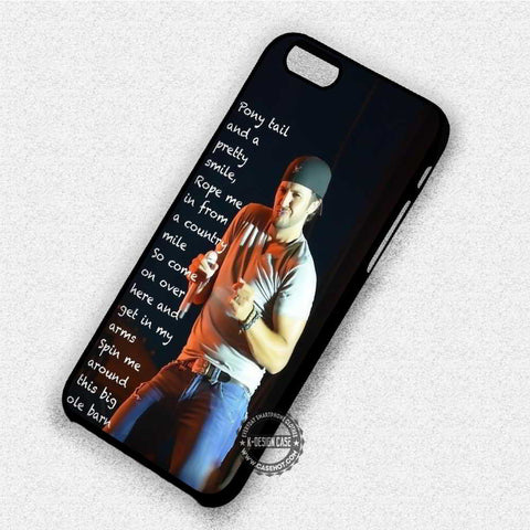 Shake Girls Luke Bryan - iPhone 7 6 Plus 5c 5s SE Cases & Covers