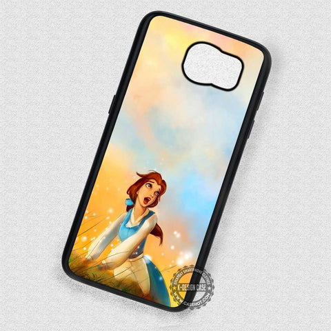 Sing in the Field Belle  - Samsung Galaxy S7 S6 S5 Note 4 Cases & Covers