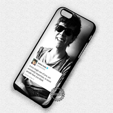 Single One Quote - iPhone 7 6 Plus 5c 5s SE Cases & Covers