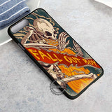 Skull Band Poster FOB Fall Out Boy - iPhone 8+ Case