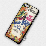 Snow Poster Retro - iPhone 7 6 Plus 5c 5s SE Cases & Covers