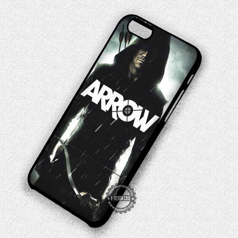 Arrow Oliver Queen Stephen Amell Wicked Town - iPhone 7 6 5 SE Cases & Covers