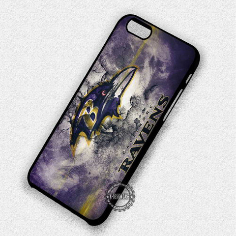 Baltimore Ravens Football - iPhone 7 6 5 SE Cases & Covers