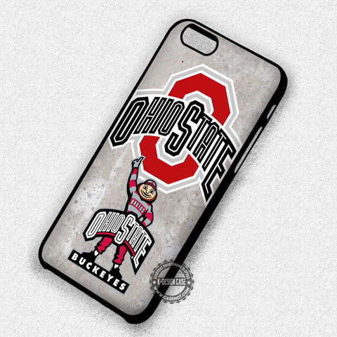 Sport Logo Ohio State Buckeyes - iPhone 8+ 7 6s SE Cases & Covers