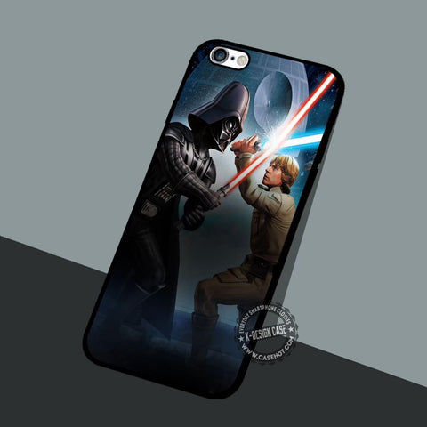 Star Wars Galaxy of Heroes - iPhone 7 6 5 SE Cases & Covers