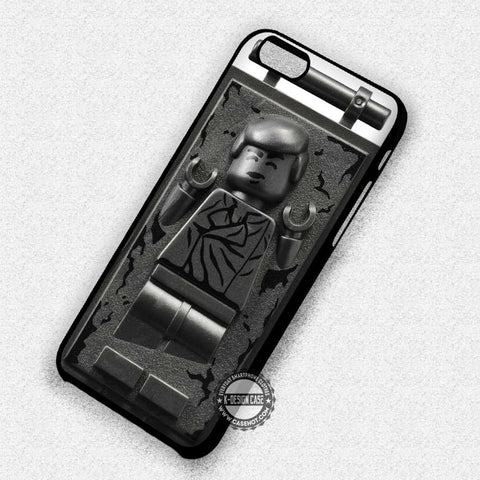 Lego Han Solo - iPhone 7 6S 5S SE4S Cases & Covers