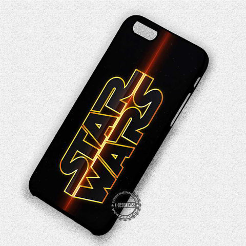 Star Wars Red Shine - iPhone 7 6 Plus 5c 5s SE Cases & Covers