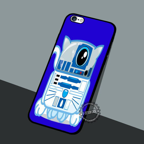 Star Wars Squaredy Cats - iPhone 7 6 5 SE Cases & Covers