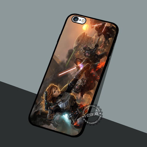 The Old Republic - iPhone 7 6 5 SE Cases & Covers