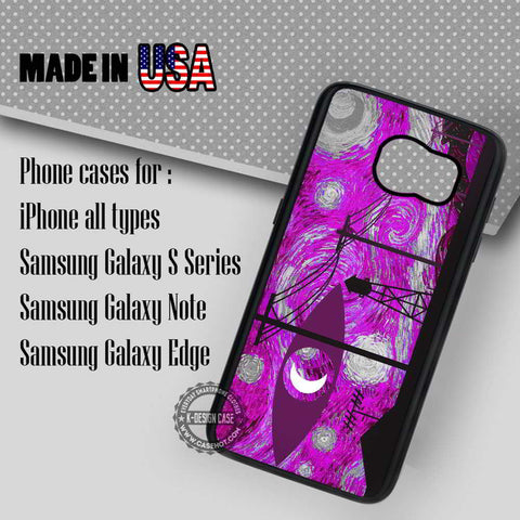Starry Night Vale - Samsung Galaxy S7 S6 S5 Note 5 Cases & Covers