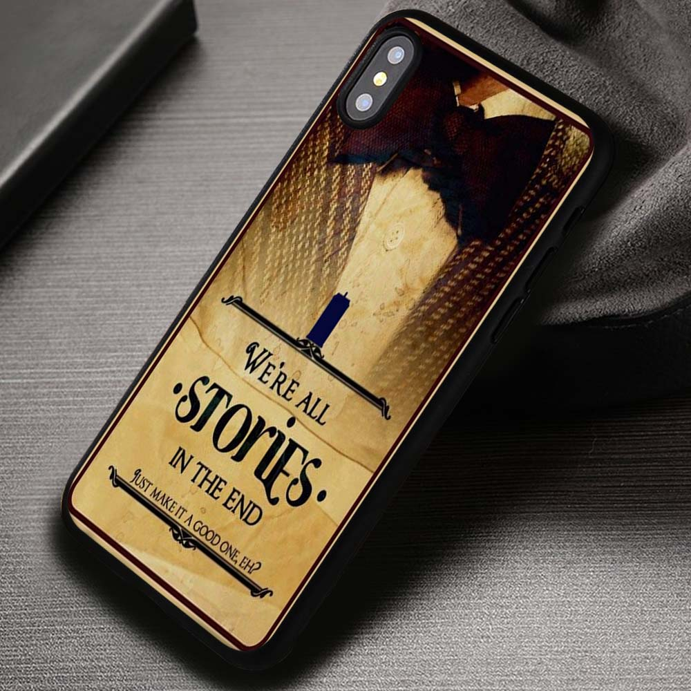 Doctor Who Funny iphone case
