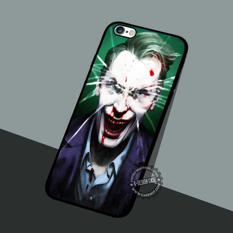 Suicide Squad Jared Letos - iPhone 7 Plus SE 5 Cases & Covers