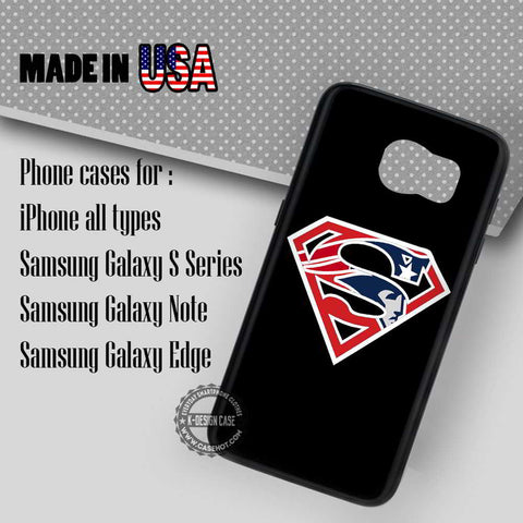 Super Patriots Logo - Samsung Galaxy S7 S6 S5 Note 5 Cases & Covers
