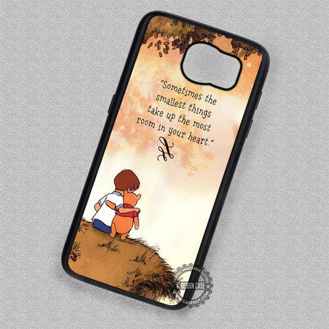 Take the Most Quote Winnie The Pooh - Samsung Galaxy S7 S6 S4 Note 7 Cases & Covers