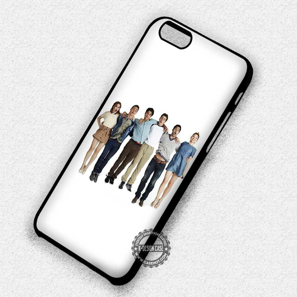 lowest price 59d82 6a8d3 Teen Wolf Story Dylan and Friends - iPhone 7 6 5 SE Cases & Covers