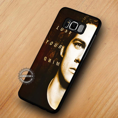 Teen Wolf Lose Your Mind Dylan Obrien - Samsung Galaxy S8 Case