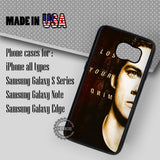 Love Dylan Obrien - Samsung Galaxy S7 S6 S5 Note 5 Cases & Covers