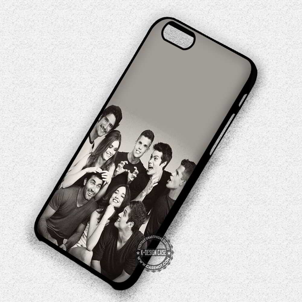 teen wolf series 2 iphone case