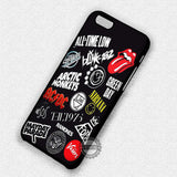 The 1975 and Others Band - iPhone 7 6S 5 5s SE Cases & Covers