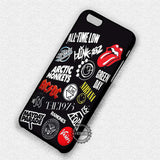 The 1975 and Others Band - iPhone 8+ 7 6s SE Cases & Covers