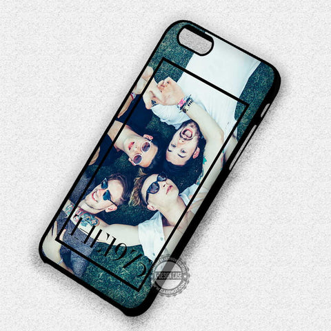 The 1975 Members Pose - iPhone 7 6S 5 5s SE Cases & Covers
