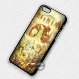 Zelda Cool Painting - iPhone 7 6 Plus 4 Cases & Covers