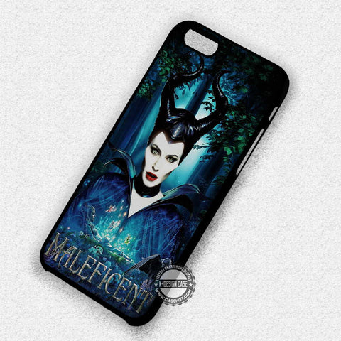 The Maleficent Poster - iPhone 7 6 5 SE Cases & Covers
