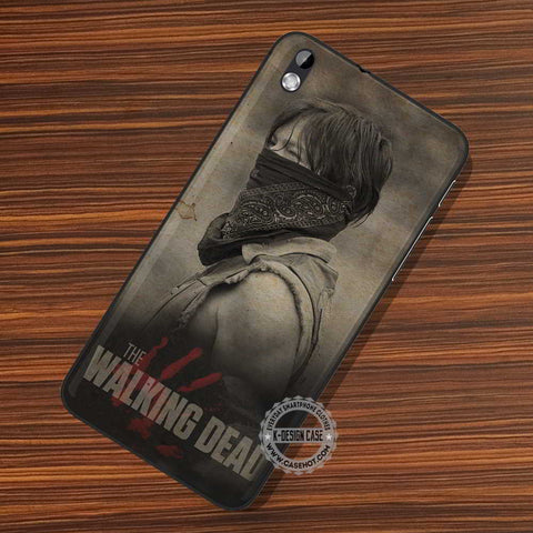 Daryl Dixon With Scarf - LG Nexus Sony HTC Phone Cases and Covers