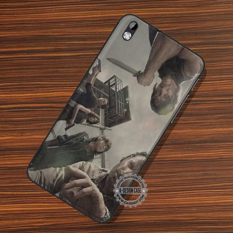 Walking Dead Characters - LG Nexus Sony HTC Phone Cases and Covers