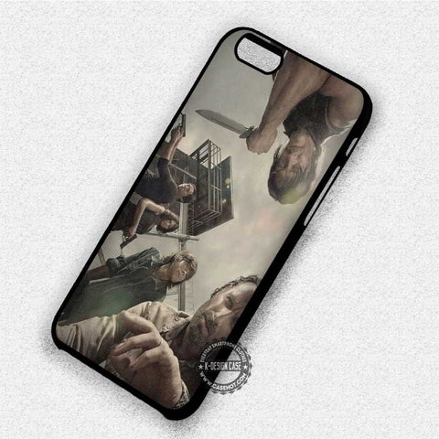 The Walking Dead Characters - iPhone 7 6 Plus 5c 5s SE Cases & Covers
