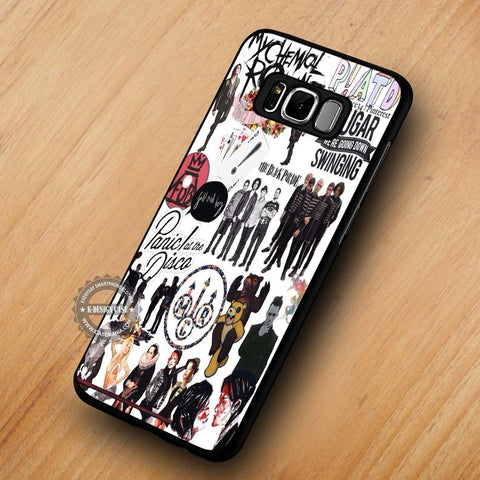 The All Bands - Samsung Galaxy S8 Case