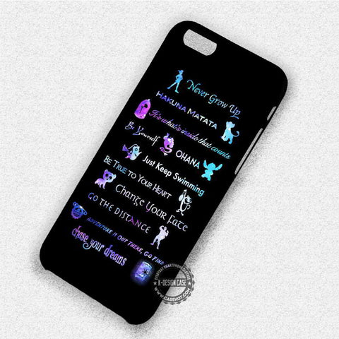 The All Quotes - iPhone 7 6 Plus 5c 5s SE Cases & Covers